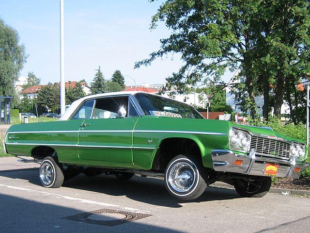 Chevrolet_Impala_1964_Christian Pogea (Author)