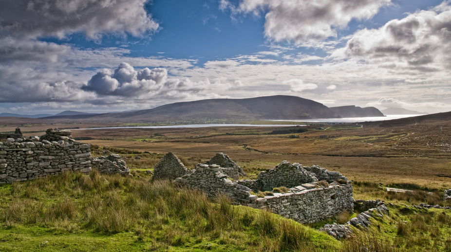 Achill-Island-Deserted-Village
