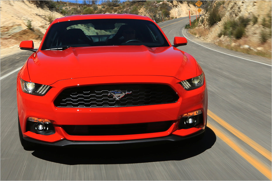 ford mustang 2015 front2