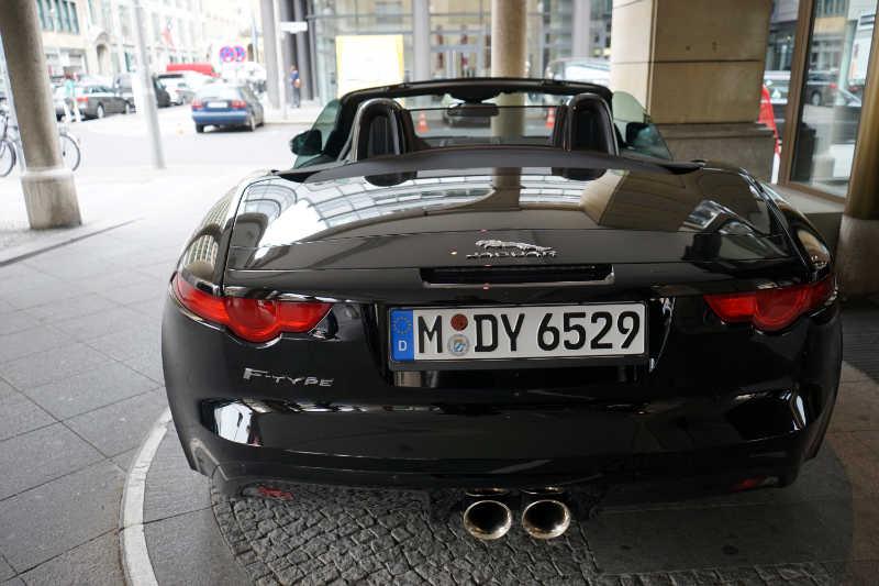 sixt luxury cars (12) Jaguar F-Type