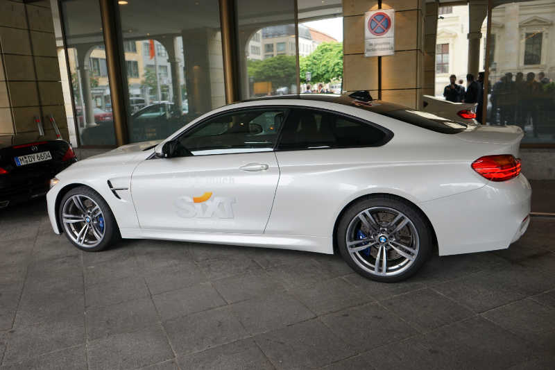 sixt luxury cars (29) BMW M4