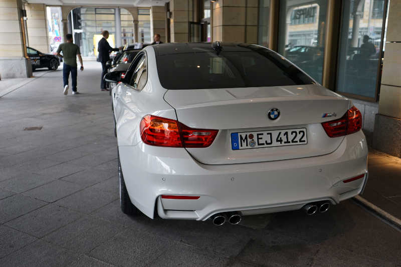 sixt luxury cars (31) BMW M4