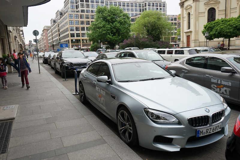 sixt luxury cars (4) BMW M6