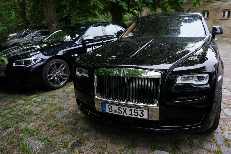 sixt luxury cars (59) Rolls Royce Ghost