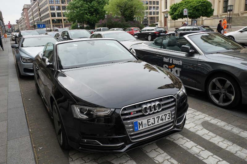 sixt luxury cars (6) Audi Cabrio