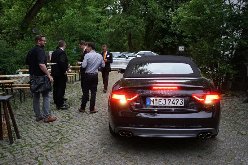 sixt luxury cars (60) Audi S5 Cabrio