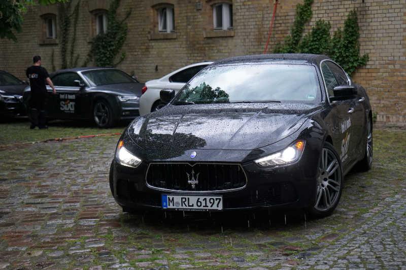 sixt luxury cars (70) Maserati