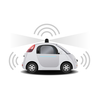 Sensoren, Radare und Kameras bringen autonome Wagen sicher durch den Verkehr