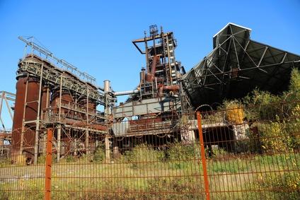 Industrie, Ruhrgebiet, Verfall