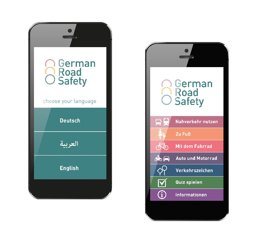 German Road Safety Screenshot
