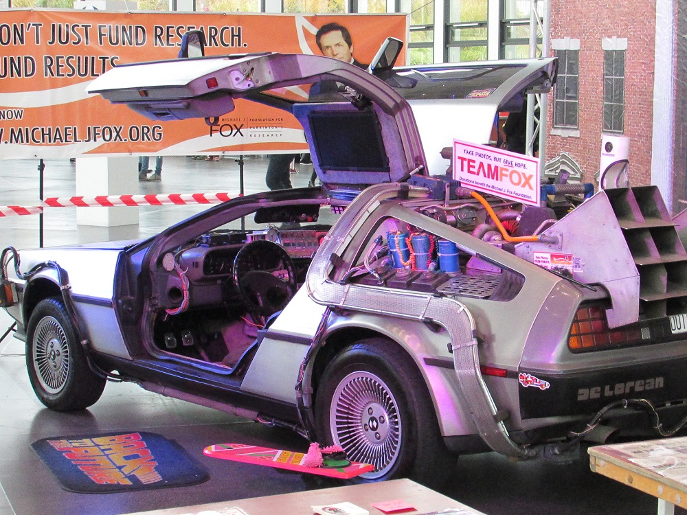 delorean-comic-con