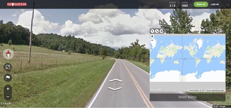 geoguessr googlemaps