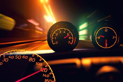 Autos ferngesteuert stoppen