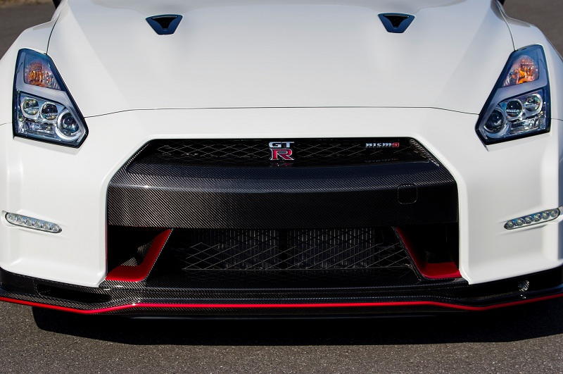 Nissan GTR Nismo Front