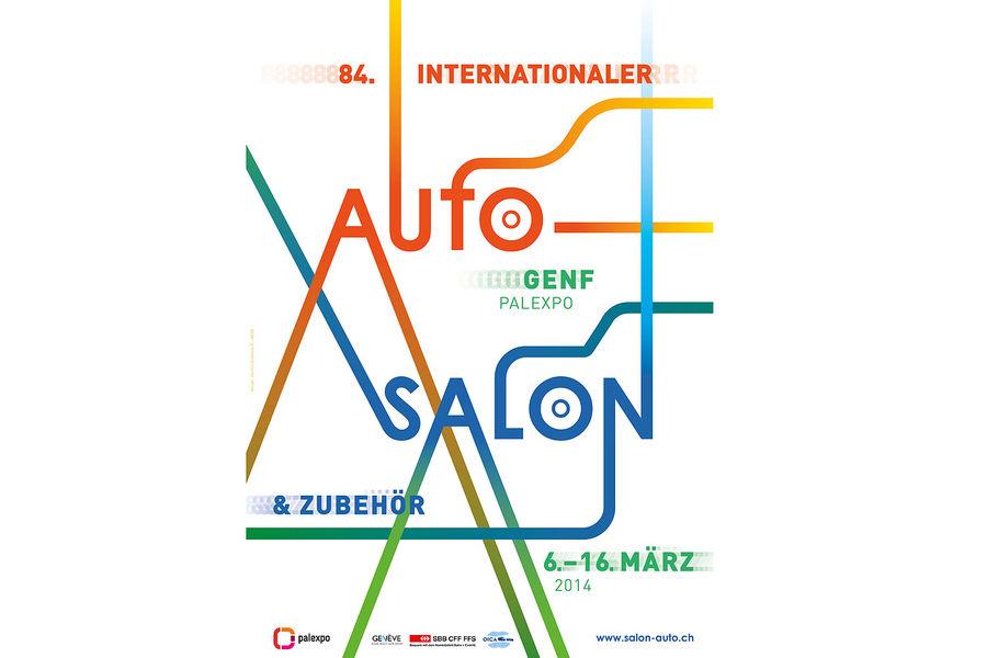 Plakat-Autosalon-Genf-2013