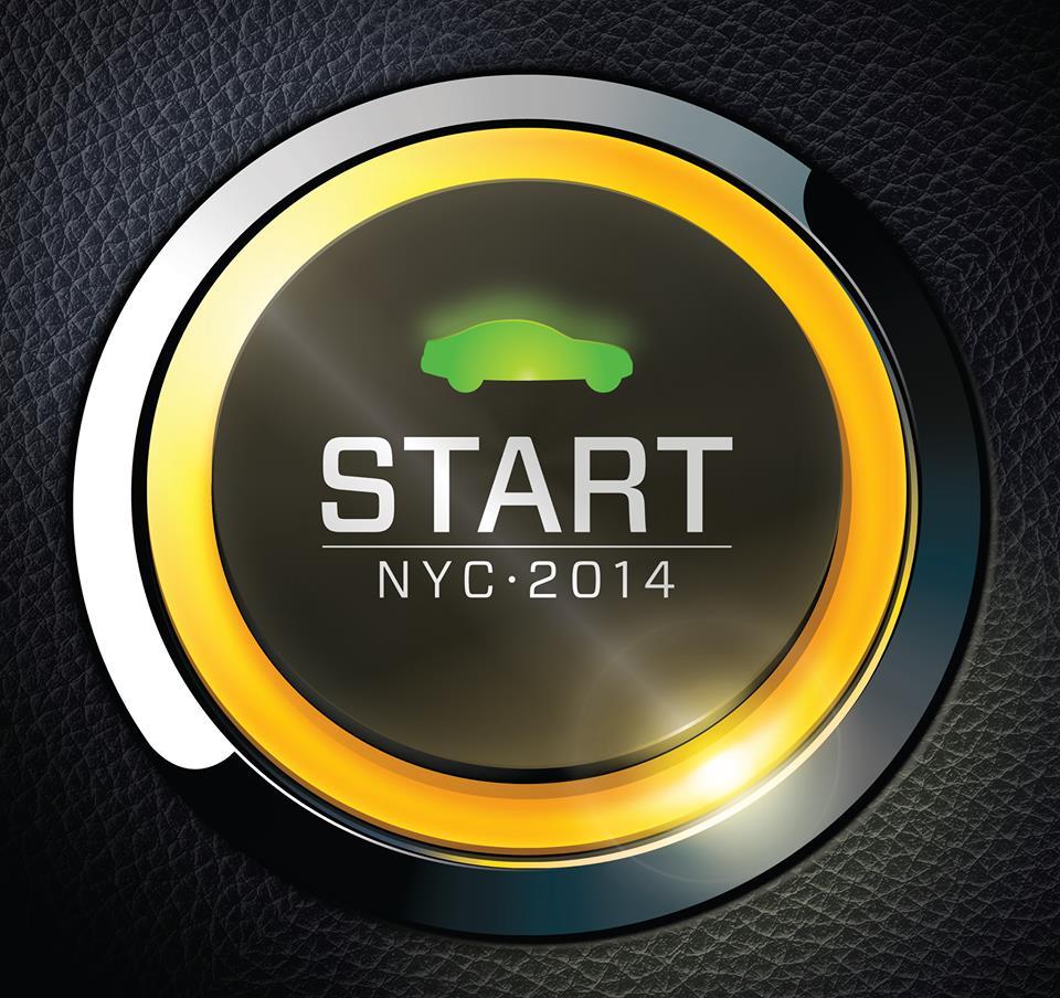 New York International Motor Show Plakat