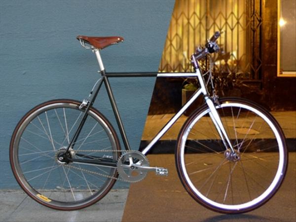 Lumen Retro-Reflective Bicycle