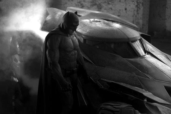 Batmobil Ben Affleck