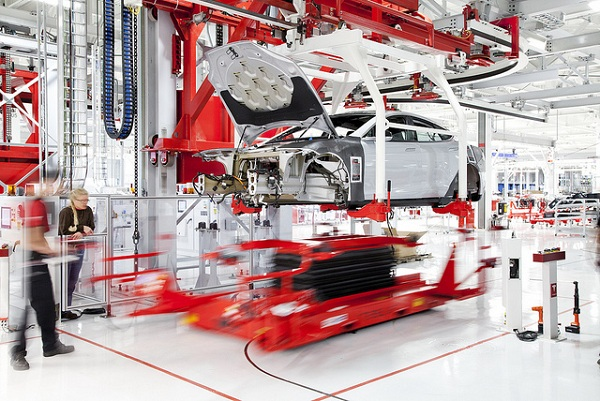 Tesla Assembly Centre
