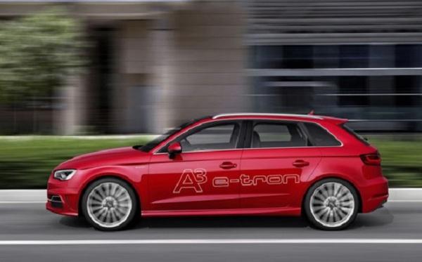 Audi 3 E-tron