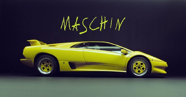 Maschin-Bilderbuch