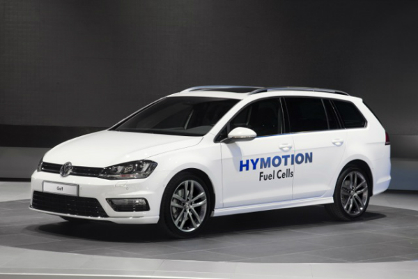 Sportwagen HyMotion