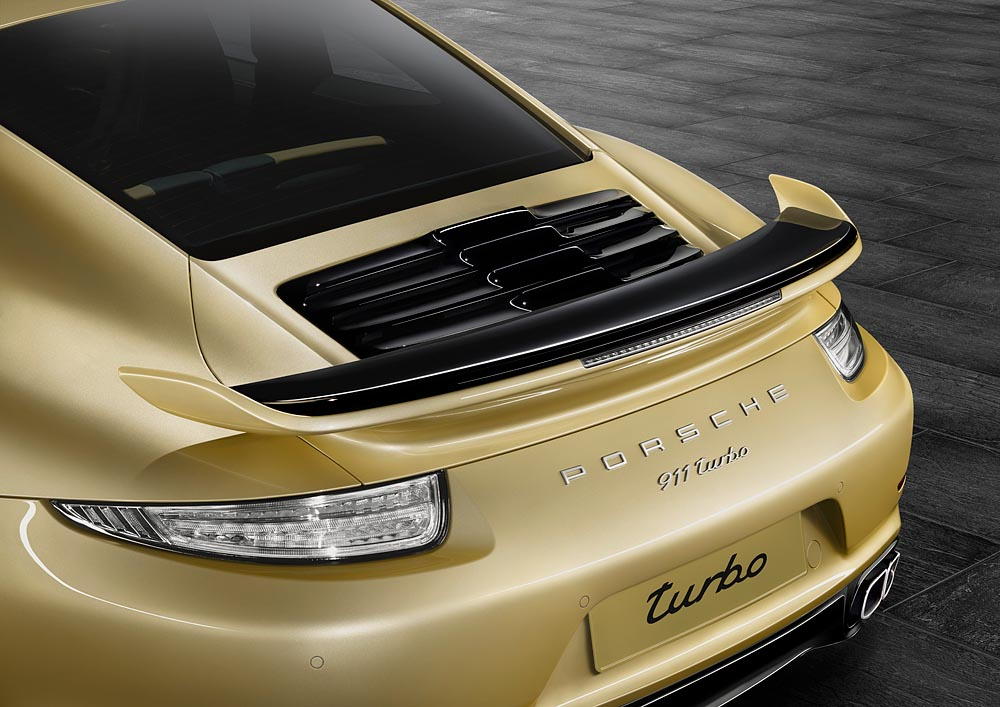 Porsche 911 Aerokit