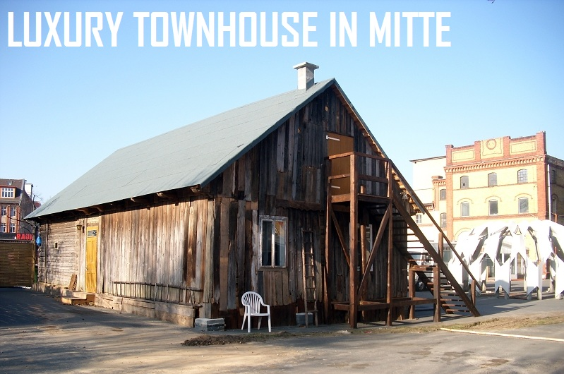 luxury townhouse