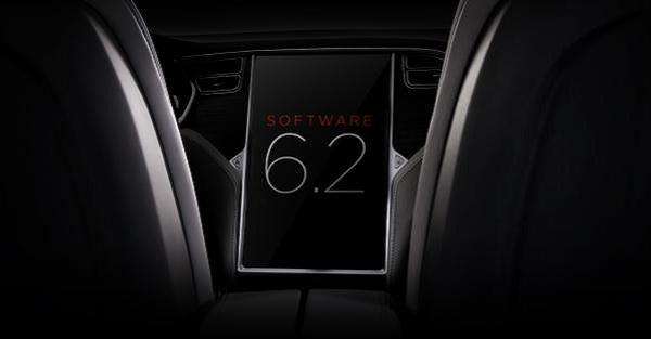 Tesla Update 6.2