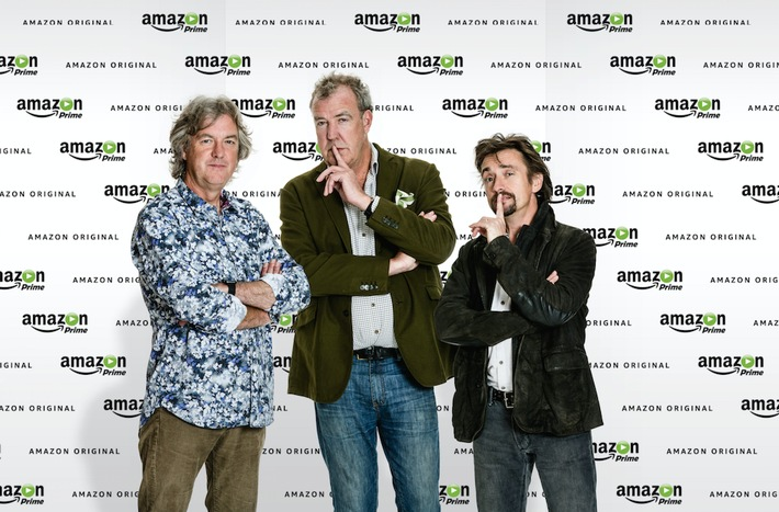 The Grand Tour - Amazon Prime