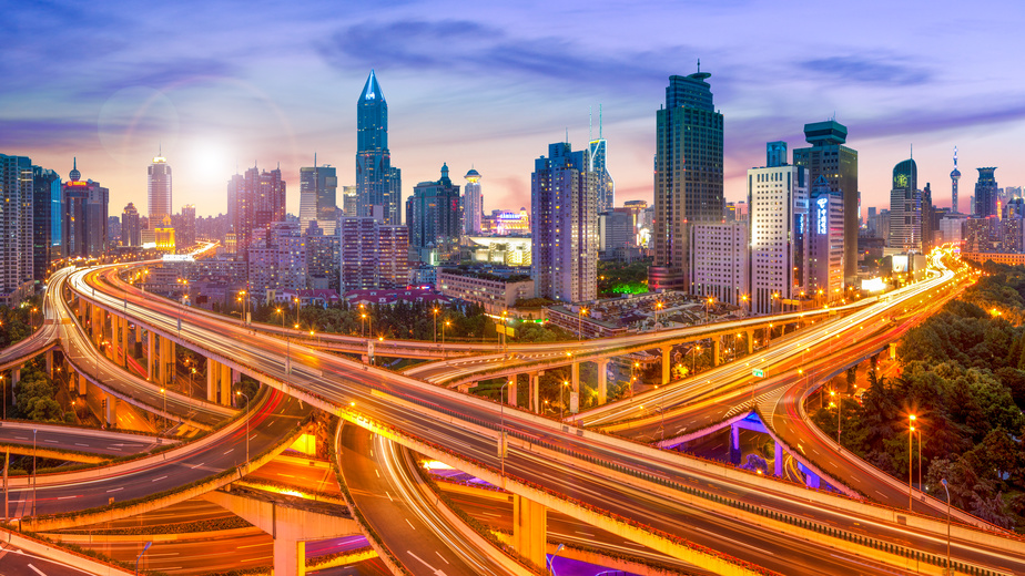 Shanghai Autobahn