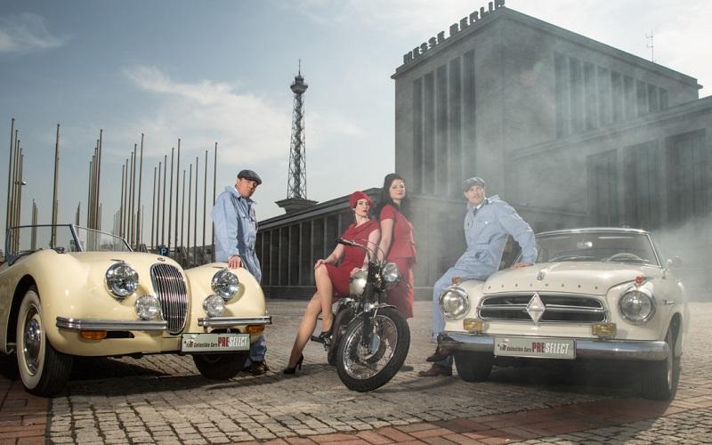 MOTORWORLD Classics Berlin: Hot-Spot für die Oldtimer-Szene