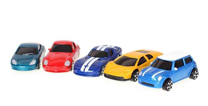 Spielzeugautos - Ford macht mit 13 neuen Modellen bis 2020 ernst