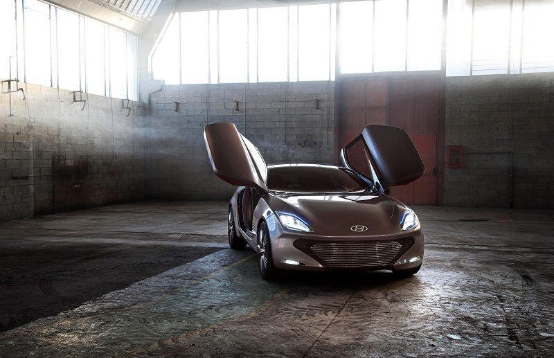2012 Geneva Motor Show - i-oniq
