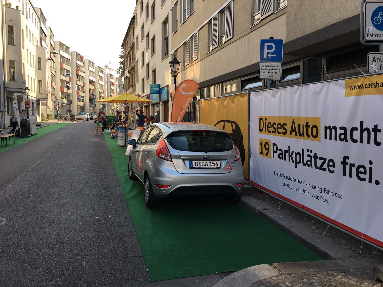 Parking Day Berlin