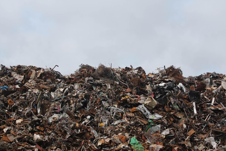 e-waste in landfill