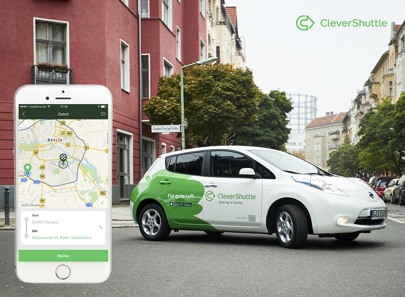 CleverShuttle App