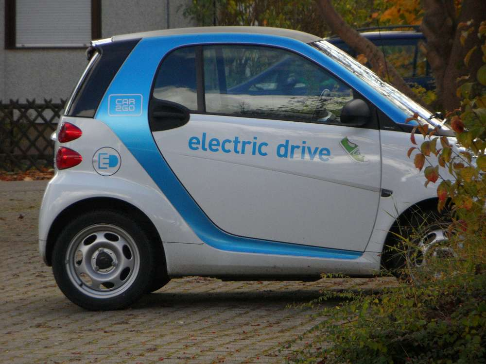 Smart von Car2Go