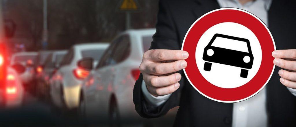 Fahrverbot für Diesel-Fahrzeuge