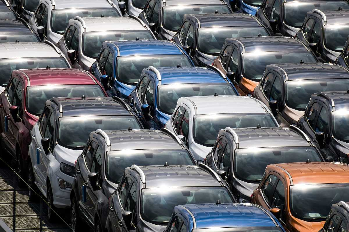 Neuwagen Automarkt